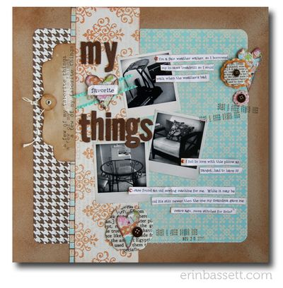 Erin_Bassett - Lily Bee - Fav Things
