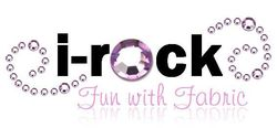 I Rock Fabric Logo