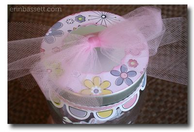 BLOG Erin Bassett - Imaginisce - Little Cutie Photo Jar 2
