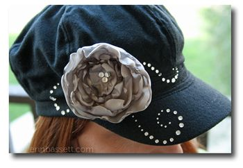 BLOG Erin Bassett - i-Rock Hat