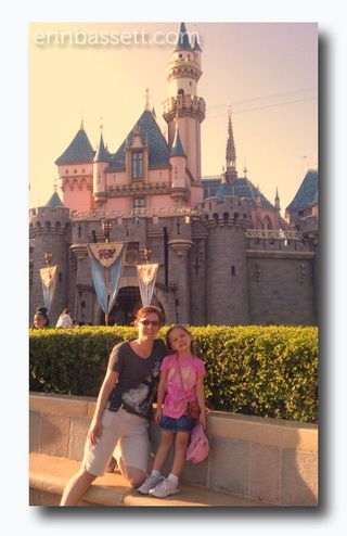 E and V - Disneyland CA