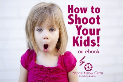 How to shoot your kids book