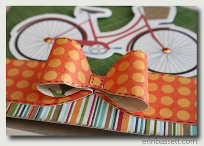 BLOG Erin Basset - Imaginisce Bike Card