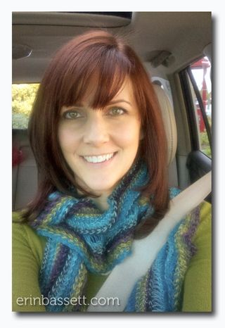 Erin bassett new hair