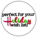 Holiday Wish List - erinbassettdotcom