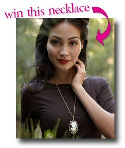 Win this necklace