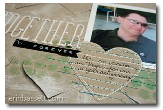 Mixed Media Scrapbooking 1 - Erin Bassett