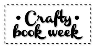 Crafty Book Week - erinbassettdotcom