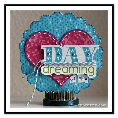 BLOG Erin Bassett - Imaginisce - Day Dreaming Card