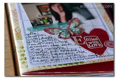 Erin Bassett - Life Journal - January -  Me3