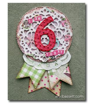 Erin Bassett - Birthday Badge