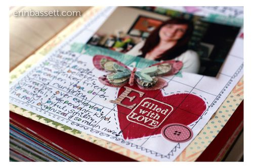 Erin Bassett - Life Journal - January - Me