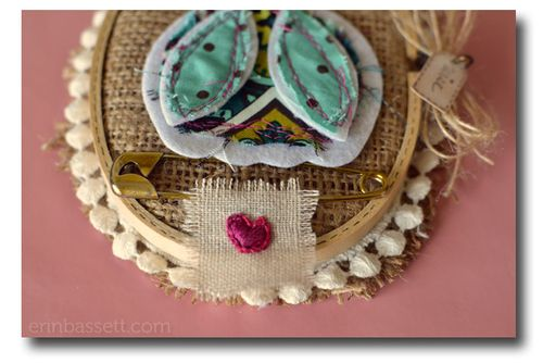 BLOG - Erin Bassett - Owl Wall Decor - CloseUp3