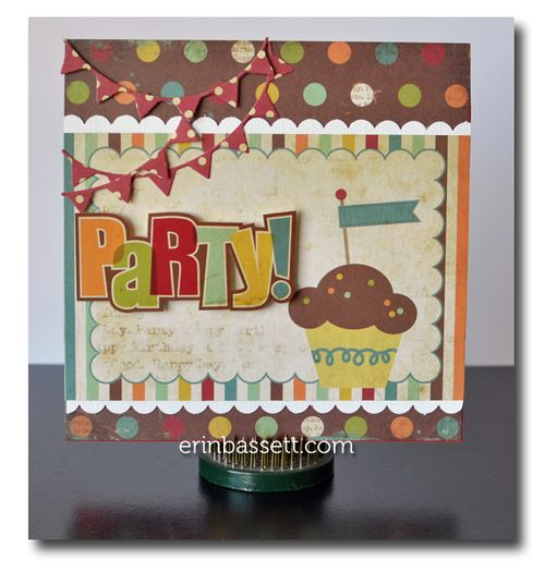 Erin Bassett - Bday Party Card - Simple Stories1