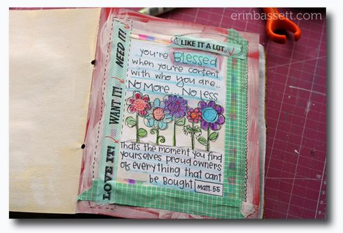Erin Bassett - Life Journal - January - Doodle1