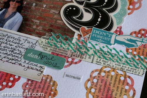 Erin Bassett - Lifestyle Crafts -Doily -Scrapbook4