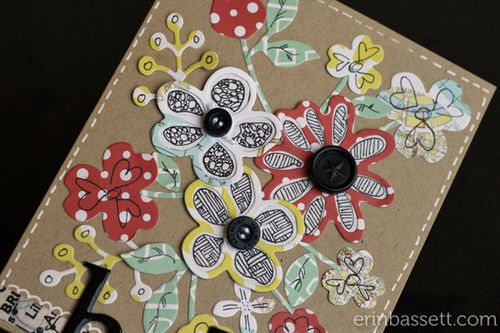 Erin Bassett - Lifestyle Crafts -Bloom - Flower Card2