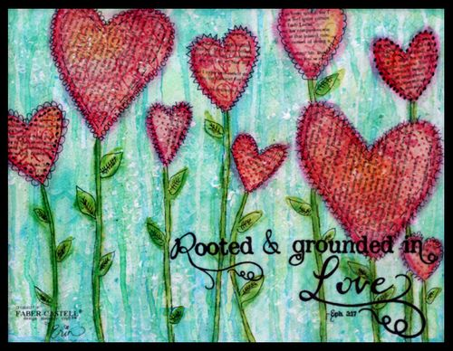 Rooted and grounded in love frame
