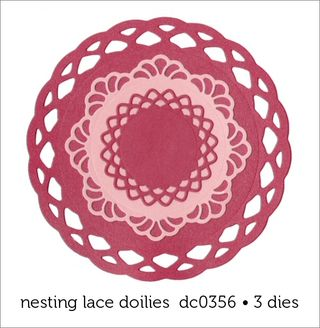 LC - Nesting Doilies