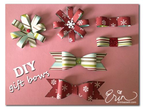 Notty Gift Bows