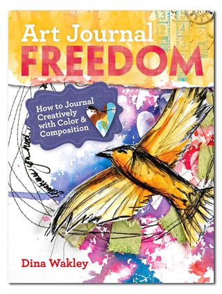 Art-journal-freedom-by-dina-wakley