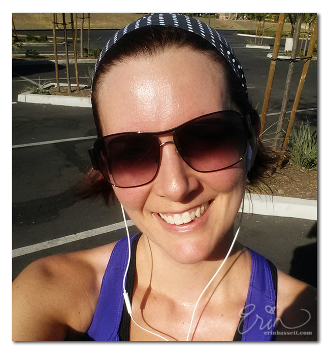 Erin Bassett - Post Run 2013-09-05