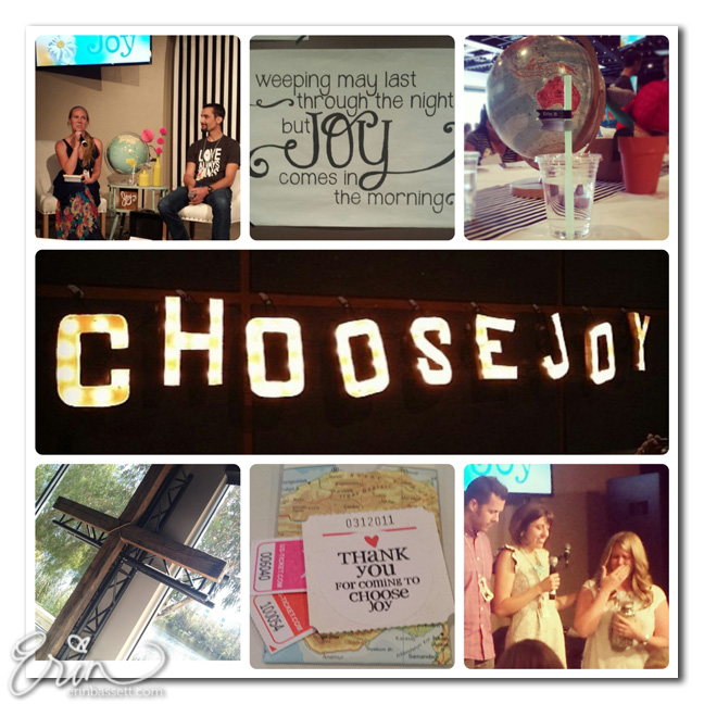Choose Joy 2014