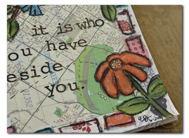 Art Journal - Together1 - Erin Bassett