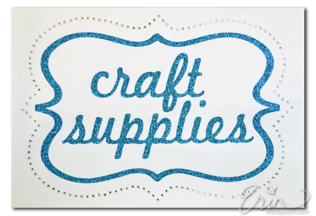 ScanNCut - Heat Applied Material and Rhinestone - Craft Supplies 3.jpg
