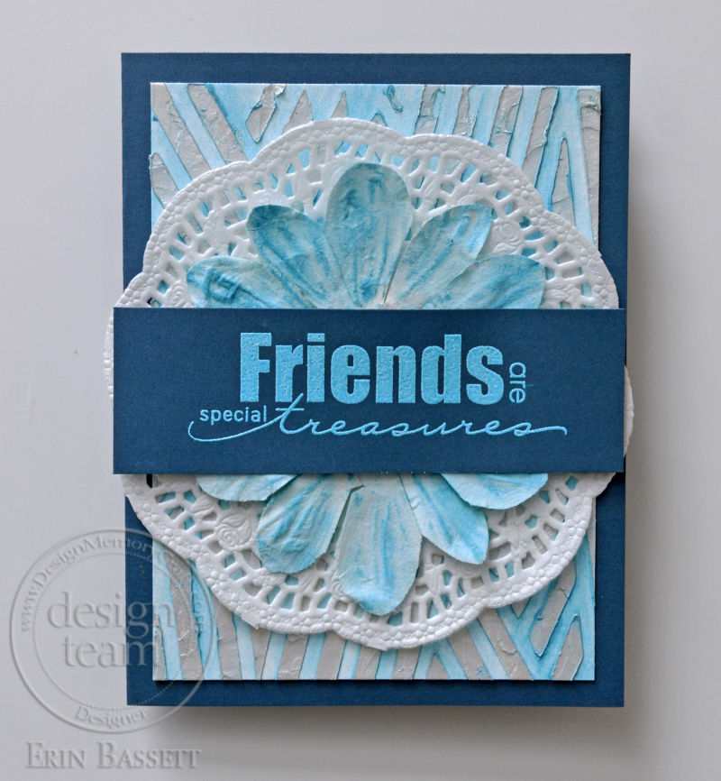 Friends Card - Erin Bassett
