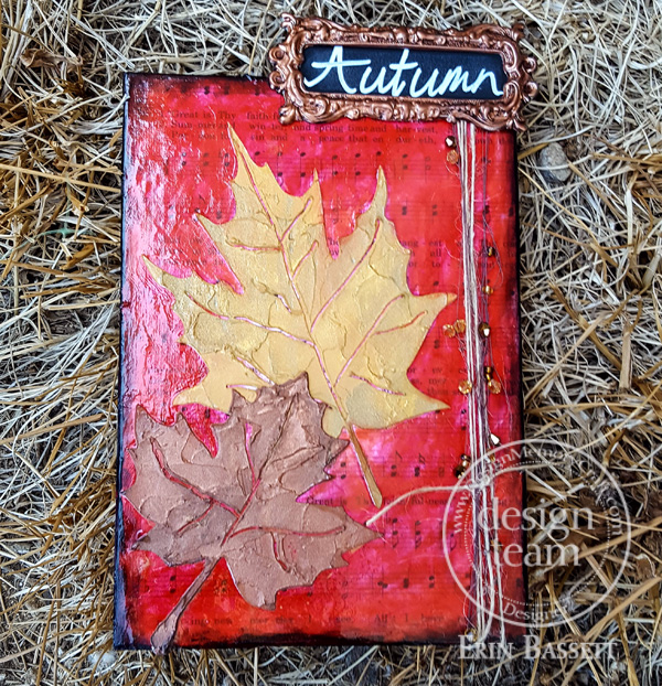 Autumn Leaves - by Erin Bassett