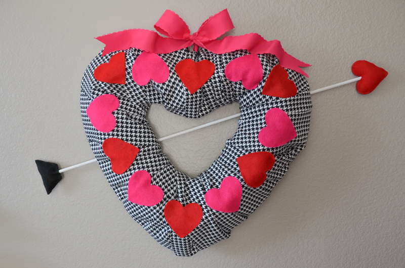 2017 Valentine Wreath12