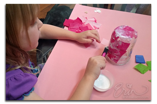 Mothers Day Kids Craft Creativite By Erin Bassett