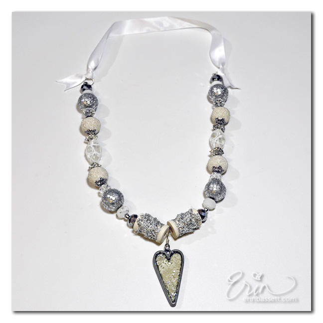 CreativitE - Winter Necklace