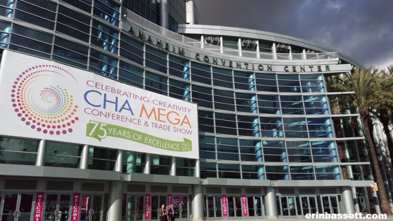 CHA 2016 - Anaheim Convention Center